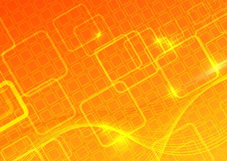 Computer vector background. Vector illustration Vector