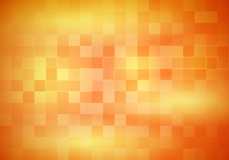 Abstract transparent background with tiles and flares  Vector illustration Vector