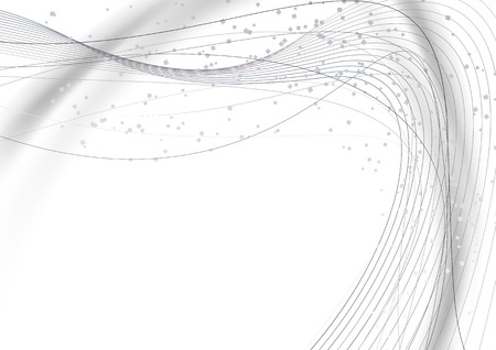 internet background: Abstract lines halftone background. Vector illustration Illustration