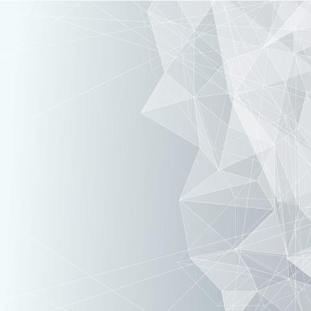 構造化された結晶の背景のテンプレート。ベクトル イラスト