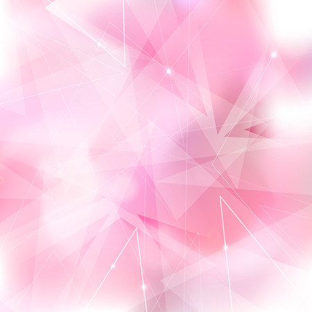 smooth background: Bright abstract pink smooth background Illustration
