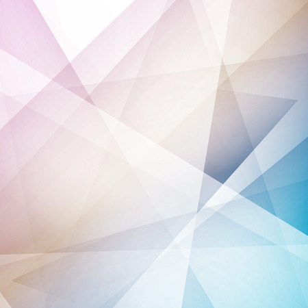 triangle background: Bright geometrical abstract lines structure. Vector illustration