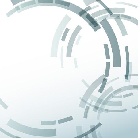 communicative: Modern geometrical elements background. Vector illustration