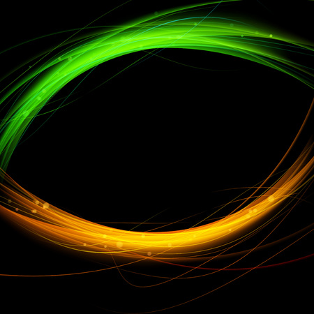 fusion: Fusion abstract background flare speed line Illustration
