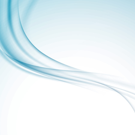 swoosh: Modern abstract blue swoosh wave certificate background.