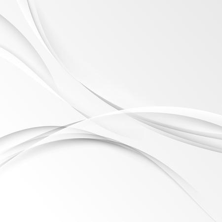 Halftone swoosh modern abstract background template. Vector illustration Stok Fotoğraf - 37128664