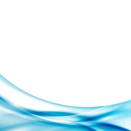 Modern transparent wave certificate abstract template. Vector illustration Stok Fotoğraf - 37128676