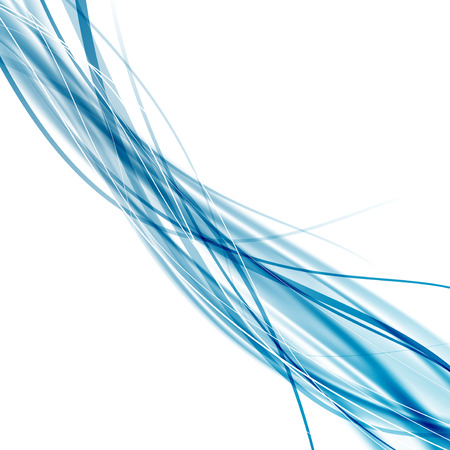 rapid: Speed soft smooth abstract blue rapid wave background power energy wave. Vector illustration