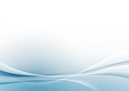 Résumé swoosh moderne lignes frontalières fond blanc mise en page. Vector illustration