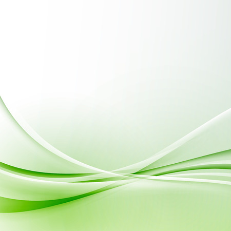 Green wave border abstract modern certificate background border layout.