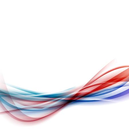 Blue red swoosh speed vivid line fusion.