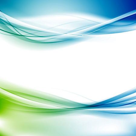 swoosh: Bright abstract border swoosh layout modern ray background.