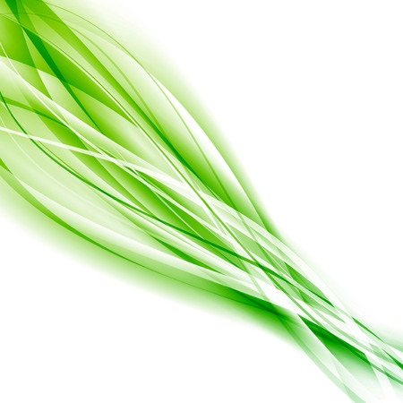 swoosh: Abstract speed green eco swoosh background.