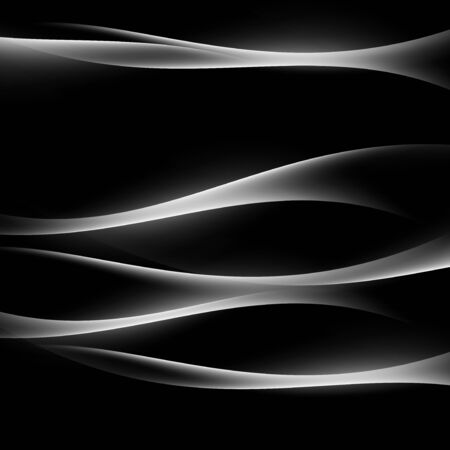 white lines: Bright glow white lines modern background divider abstract layout template.