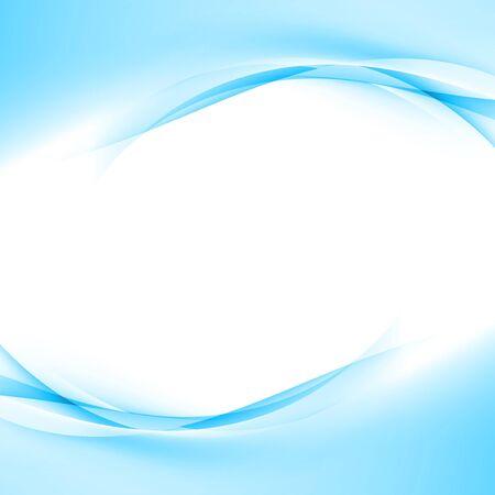 streak: Transparent soft futuristic satin swoosh border certificate business card abstract modern hi-tech background. Vector illustration