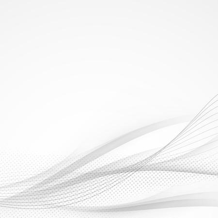 モダンな抽象ストリーム速度波点線粒子証明書背景レイアウトをシューッという音します。  イラスト・ベクター素材