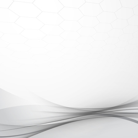 Grey modern abstract tech background layout certificate layout.