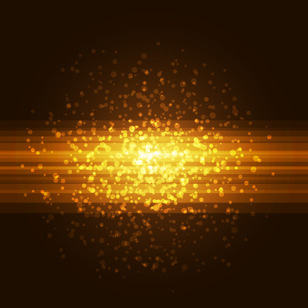 impulse: Energy power bright burst explosion layout abstract particle and light background.