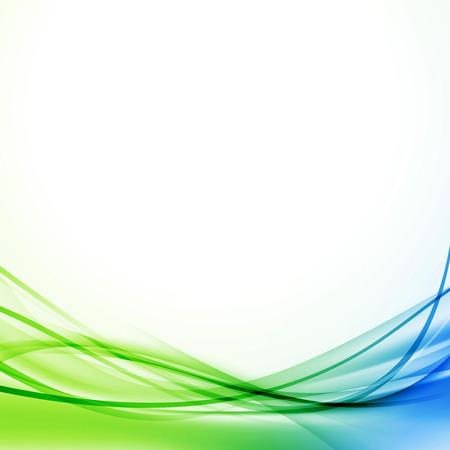 Contemporary modern abstract folder design. Vector illustration