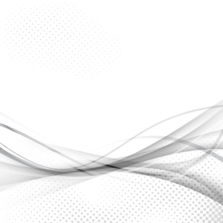 motion: Abstract speed swoosh futuristic modern hi-tech line motion particle layout template. Vector illustration