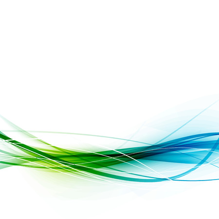 Green ecology abstract modern speed line background editable gradient stripe layout. Vector illustration 일러스트