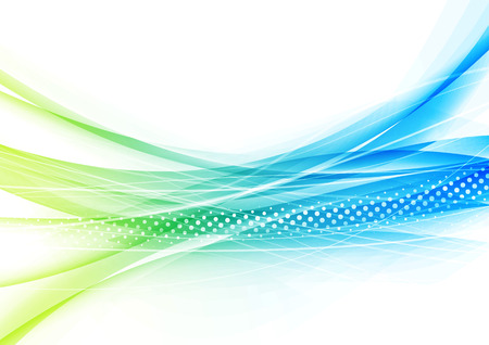 hightech: Modern transparent futuristic swoosh blue background abstract high-tech design.