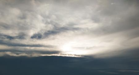 stormy sky: Natural background: dramatic stormy sky