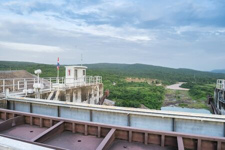 control unit of Dams and floodgates