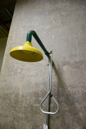 Shower head of industrial Stok Fotoğraf