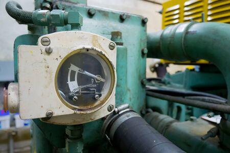 Oil gauge Stok Fotoğraf