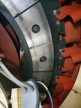 Blur,Generator brake pad set
