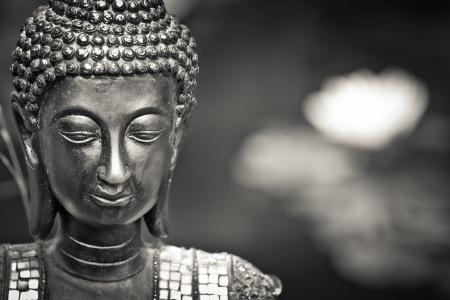 blanc: Bouddha