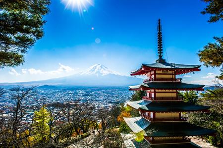 japon: Temple Japon Banque d'images