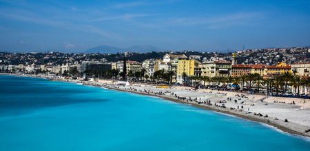 french riviera: French Riviera Stock Photo