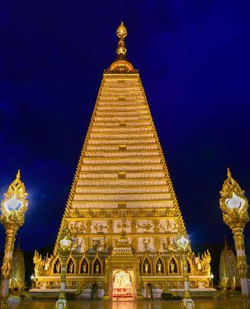 Golden temple in Thailand.