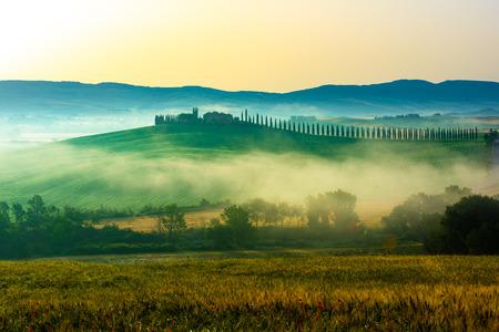 Tuscany Фото со стока