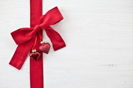 Decoratieve Achtergrond met kerst ornamenten