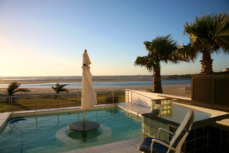 Lifestyle in Südafrika und in Kapstadt Standard-Bild - 11470755