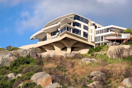 Luxury house in Cape Town. Stock Photo - 11458662