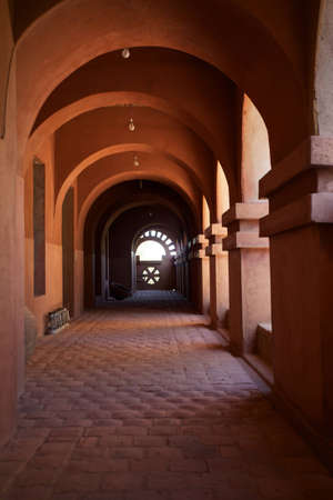 Wonderful moroccan style architecture in Mopti, in the land of the Dogons Stock Photo - 12572365