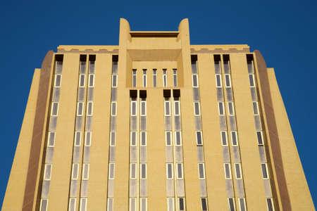 bamako: Major bank in the city of Bamako.