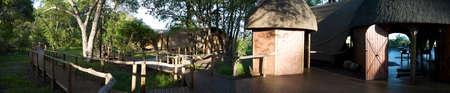 hospedaje: Hoteles en Moremi Game Reserve - Botswana