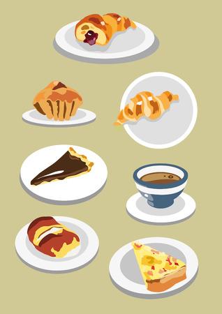 French breakfast Фото со стока - 96366210