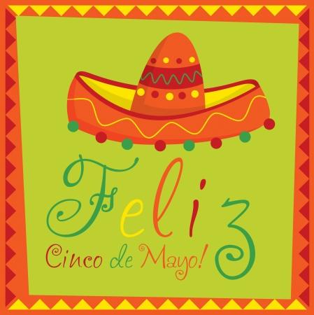fiesta: card Illustration