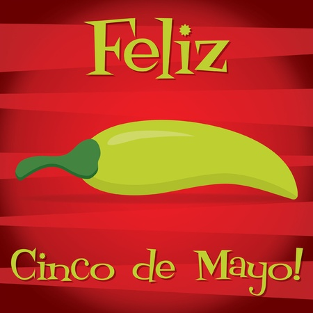 Happy 5th of May card