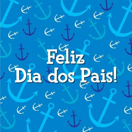 Portuguese nautical theme Father s Day Card