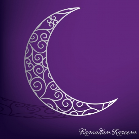 moon festival: Ramadan Kareem  Illustration