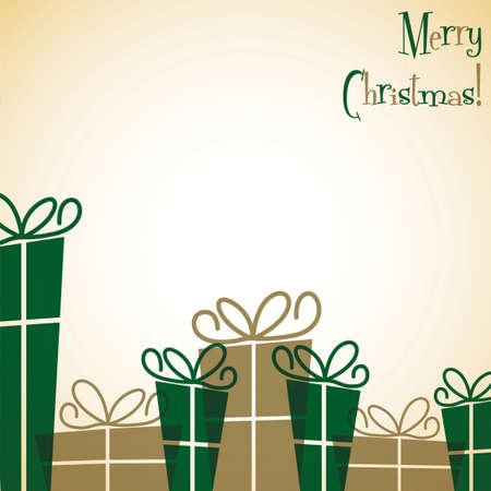 nakładki: Świąteczny prezent karty nakładki