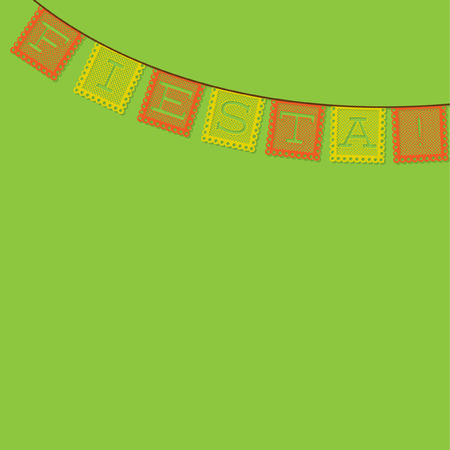 mexican paper flags Mexican flag banners made of tissue paper, also known as papel picado, are a festive decoration for many holidays including cinco de mayo, christmas, day of the dead and easter.