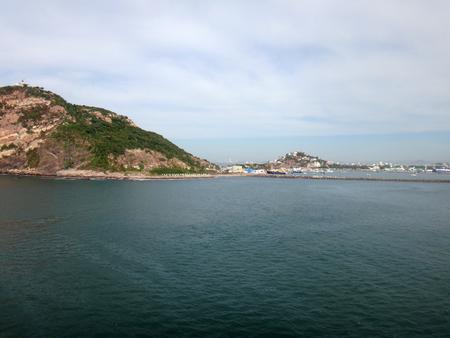 Scenes of Mazatlan, Mexico from a cruise ship.